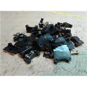 Funi Tanshi TU-15 SCREW TERMINAL BLACK *LOT OF 37*