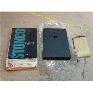 Stonco p8349 Black Wall Bracket Surface Mounting Box