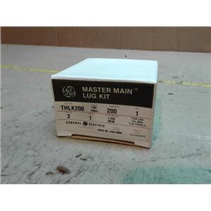 General Electric THLK200 Master Main Lug Kit 120/240VAC 200A 2POLE