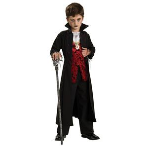 Rubies Royal Vampire Kids Costume Small 4-6