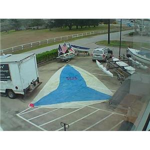 Hood Sails Spinnaker w 33-8 Hoist from Boaters' Resale Shop of TX 1811 2251.91