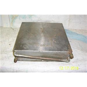 """Boaters Resale Shop of Tx 1709 1452.07 GRUNERT COLD PLATE (3"""" x 14"""" x 14"""")"""