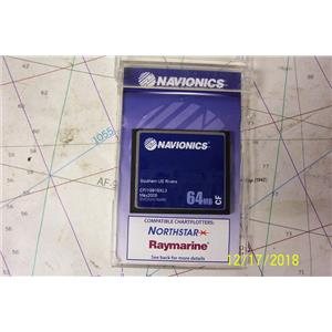 Boaters Resale Shop Of TX 1801 0721.41 NAVIONICS CF/1G919XL3 SOUTHERN US RIVERS