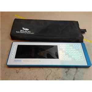 BioMedic DAS-5001 Programmable ID Data Acquisition System Console w/ CASE