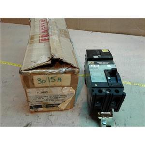 Square D FH26020AC MOLDED CASE CIRCUIT BREAKER 600V 20A