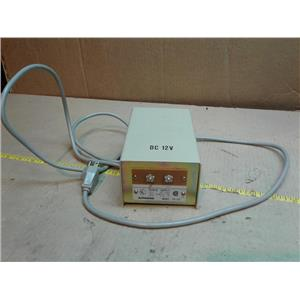Airphone ps-12c Power Supply 120v input 50-60hz 28w 12v 1a output