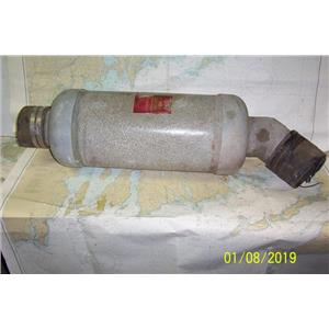 Boaters Resale Shop of TX 1901 0222.01 MARINE MUFFLER PRIMEX SILENCER MUFFLER