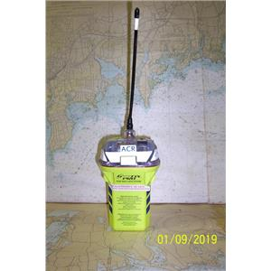 Boaters Resale Shop of TX 1812 0771.14 ACR RLB-37 CAT. II 406 MHz GPS EPRIB