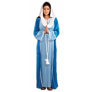 Forum Novelties Women's Deluxe Biblical Virgin Mary Costume