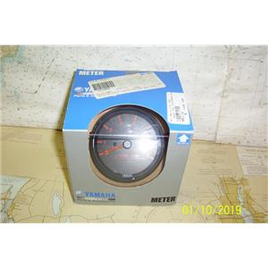 Boaters Resale Shop of TX 1812 2745.04 YAMAHA 6Y5-83540-14 TACHOMETER 7K METER