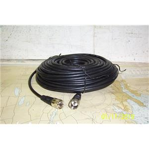 Boaters Resale Shop of TX 1807 0474.04 RG8 VHF 100 FOOT CABLE