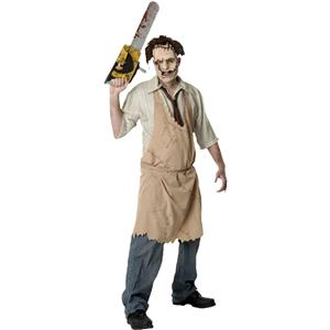 Leatherface Texas Chainsaw Massacre Adult Costume