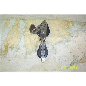 Boaters Resale Shop of TX 1901 4101.14 HARKEN 6-1 MAINSHEET BLOCKS & CAM CLEAT