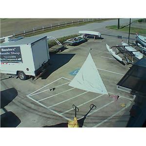 Ulmer Hank On Storm Jib w Luff 27-9 from Boaters' Resale Shop of TX 1812 2742.93