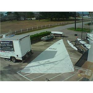 Mainsail w 42-3 Luff from Boaters' Resale Shop of TX 1812 1542.91