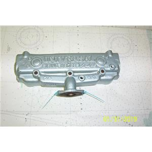 Boaters Resale Shop of TX 1901 2721.15 UNIVERSAL ATOMIC 4 MANIFOLD 283725