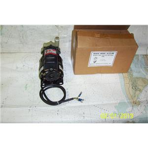 Boaters Resale Shop of TX 1901 0777.34 MARCH AC-5C-MD MARINE 110 VOLT AC PUMP