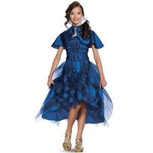 Disguise Girls Descendants Evie Coronation Deluxe Costume Small 4-6