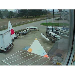 Roller Furling Storm Jib w Luff 27-4 Boaters' Resale Shop of TX 1901 2457.91