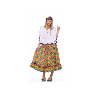 Forum Novelties Women's Generation Hippie Woodstock Girl Adult Costume