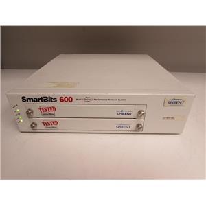Spirent SmartBits SMB-600 Data Traffic Generator, 2 Slot, SMB600