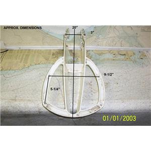 Boaters Resale Shop of TX 1902 2472.11 RAYMARINE RADAR MAST MOUNTING BRACKET