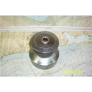 Boaters Resale Shop of TX 1901 5472.04 LEWMAR 40 TWO SPEED CHROME PLATED WINCH