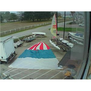 Radial Head Spinnaker w 36-2 Luff from Boaters' Resale Shop of TX 1901 2725.96