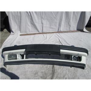 BMW E32 front bumper 735i 740i 735il 750il