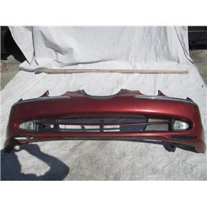Jaguar S-Type front bumper 00-04