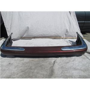 Jaguar XJ8 rear bumper 98-03
