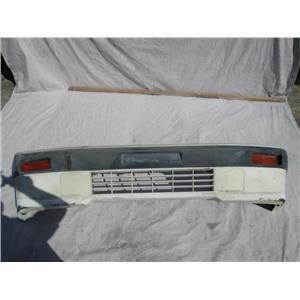 Peugeot 505 front bumper 86-90
