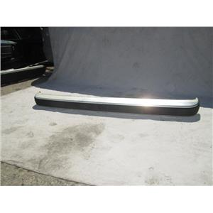 BMW E30 325e 325 318i rear bumper