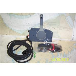 Boaters Resale Shop of TX 1903 0575.01 SINGLE HANDLE THROTTLE BOX & HARNESS