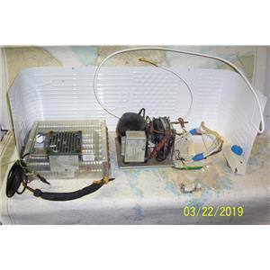 Boaters Resale Shop of TX 1712 0755.01 WAECO CU-95 COLD MACHINE REFRIGERATION