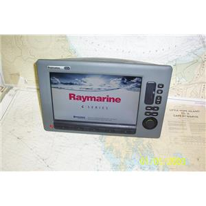 Boaters Resale Shop of TX 1903 1725.48 RAYMARINE C120W MULTI NAV DISPLAY E62113