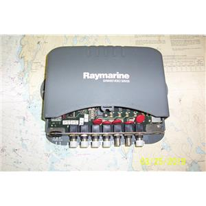 Boaters Resale Shop of TX 1903 1725.54 RAYMARINE GVM400 VIDEO SERVER E02043