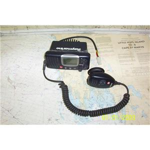 Boaters Resale Shop of TX 1903 1725.75 RAYMARINE RAY 48 MARINE VHF RADIO E43021