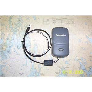 Boaters Resale Shop of TX 1903 1725.59 RAYMARINE ST70 SPEED TRANSDUCER POD