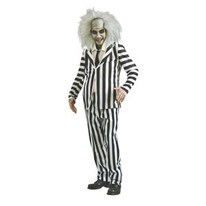 Men's Beetlejuice Adult Costume Standard Size