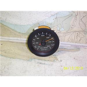Boaters' Resale Shop of TX 1904 0447.27 SIGNET 36 MARINE BAROMETER DISPLAY ONLY