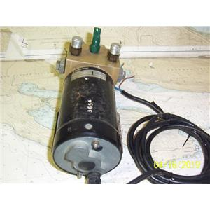 Boaters' Resale Shop of TX 1904 1422.05 ROBERTSON RPU100US HYDRAULIC 12 VDC PUMP