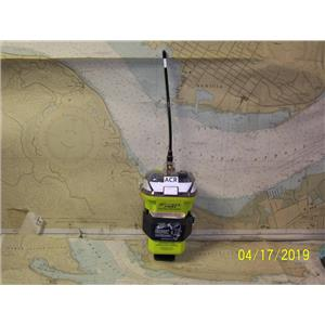 Boaters' Resale Shop of TX 1904 1272.17 ACR RLB-37 GLOBAL FIX PRO EPIRB & CRADLE