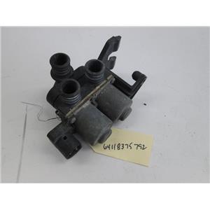 BMW E36 Heater control valve 6411837792