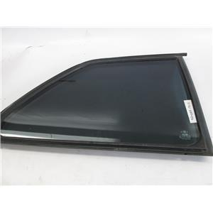 BMW E30 coupe right rear window glass 51361888456