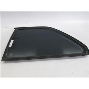 BMW E30 coupe left rear window glass 51361888455