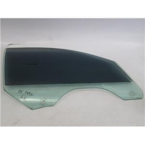 BMW E66 E65 745iL right front window glass 02-05