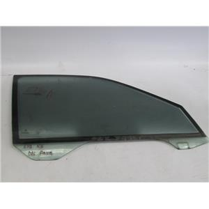BMW E38 750IL right front window glass double pane