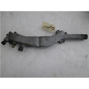 BMW V8 cooling system crossover pipe 17138409