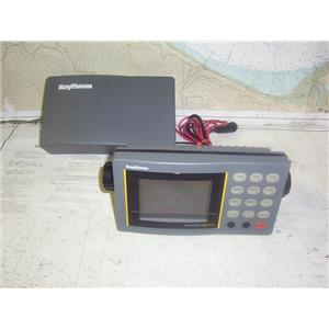 Boaters' Resale Shop of TX 1904 0447.24 RAYTHEON RAYSTAR 390GPS DISPLAY ONLY